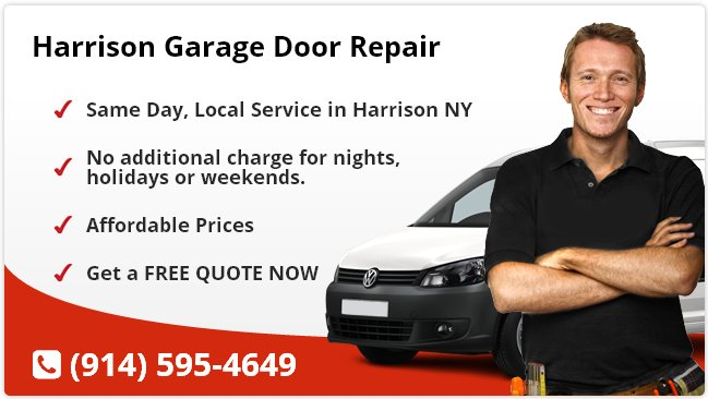 Harrison Garage Door Repair